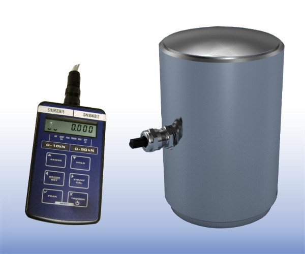 Digital Compression Load Cell Calibrator (3000 kN)
