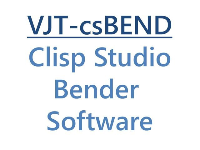 VJ Tech Ltd Clisp Studio Bender Software Module